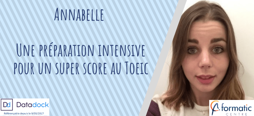 certification Toeic
