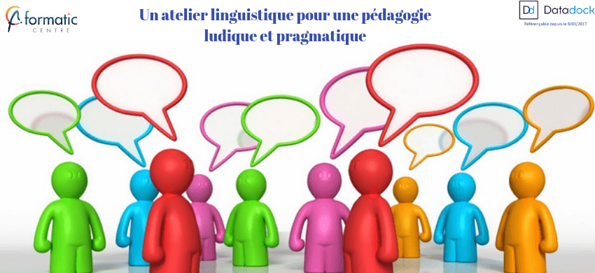 Un atelier linguistique chez Formatic Centre