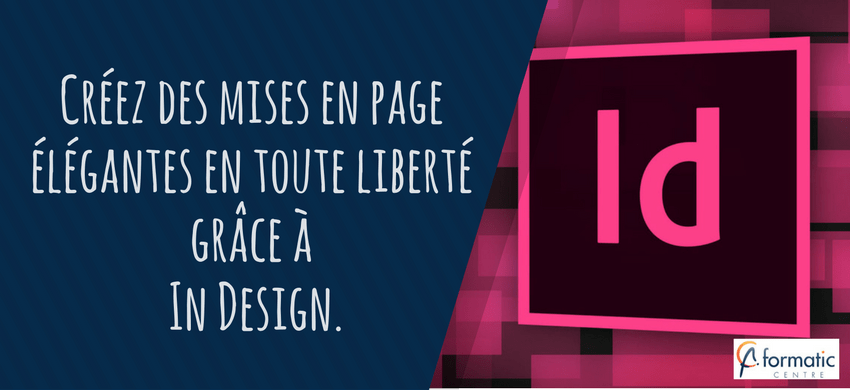 Formation adobe InDesign