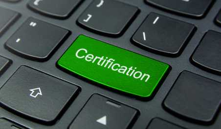 certifications informatiques